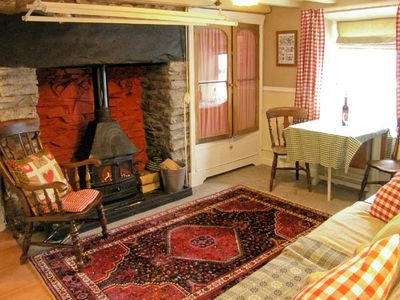 Photo for TY KATE, character holiday cottage in Tanygrisiau, Ref 12182