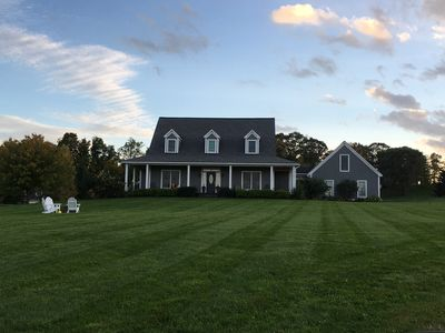 Photo for Modern Farmhouse With A View