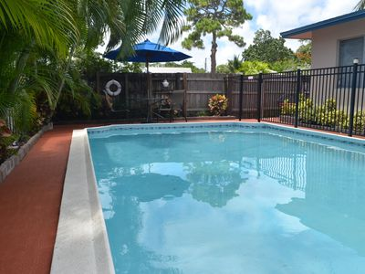 Photo for Pool Apartment Close to Wilton Manors & Fort Lauderdale