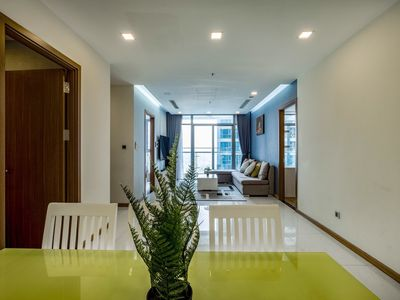 Photo for 3BR-Park 7 COZY STYLE in Vinhomes Central Park