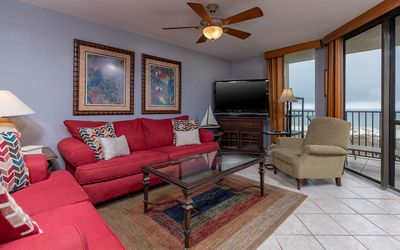 Photo for Three Bedroom with Balcony on the BEACH! Phoenix VII