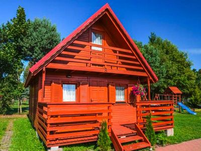 Photo for Holiday resort, Wicie  in Um Darlowo - 6 persons, 2 bedrooms