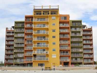 Photo for Gulf Front Condo Holiday Villas III