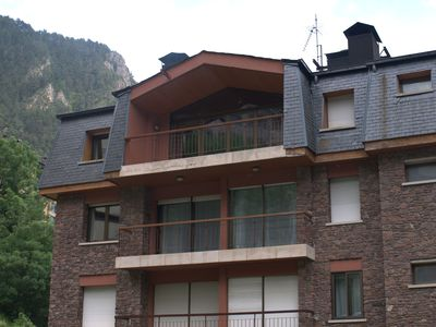 Photo for Luxury Apartment in the heart of the mountains, Arinsal Andorra
