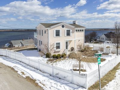 Photo for Furnished Ocean / Plum Island Sound Water View Home