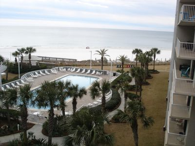 Photo for Outstanding beachfront 3 bedroom 2 bath complex with amenities