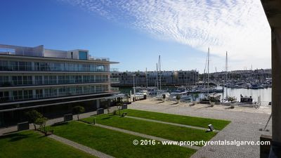 Photo for Stunning 2 Bedroom Apartment with views of Lagos MARINA