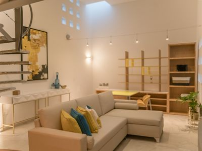Photo for Beautiful and cozy Loft in Puebla