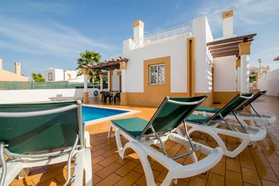 Villa Avo Gale Albufeira 3 Bedrooms 3 Bathrooms Near