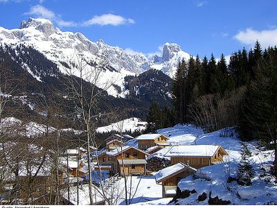 Photo for 3 bedroom Villa, sleeps 6 in Annaberg im Lammertal with Pool and WiFi