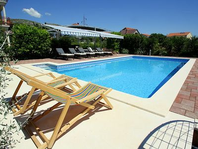 Photo for Trogir Center 2BR Apt With Pool (2)