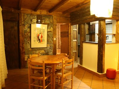 Photo for Chalet La Lanche, Aiguilles Rouges
