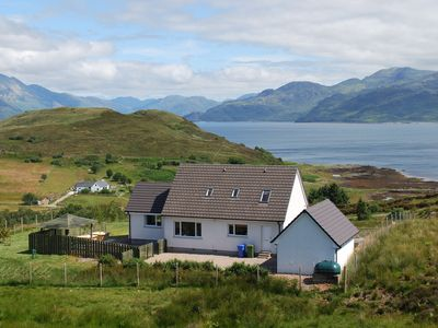 Photo for 3 bedroom accommodation in Camuscross, Isle Ornsay, Isle of Skye