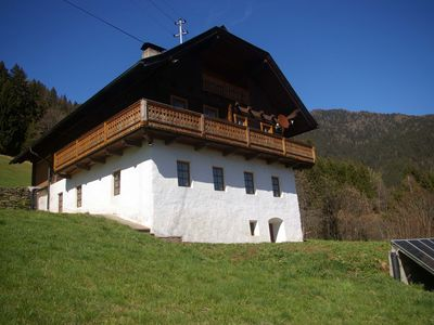 Photo for Joggele - cozy holiday home at 1000m above sea level