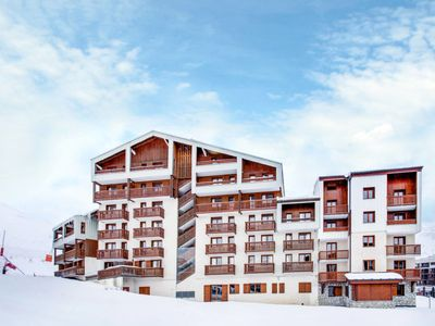 Photo for Apartment Hameau du Borsat (TIG300) in Tignes - 4 persons, 1 bedrooms