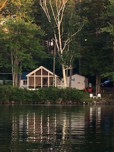 Getaways,Pet friendly,Spring Fishing,Summer Retreats,Fall Foliage,657'Waterfront