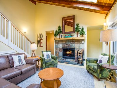 Photo for Fabulous home with 2 King suites, enclosed deck, walk to park! -CONI07