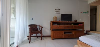 Photo for Nice renovated studio for rent - View of Fort-de-France