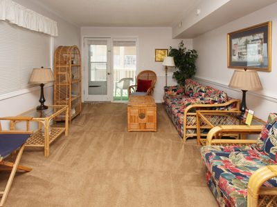 Photo for SUMMER PLACE... classic oceanfront condos from THOMAS Beach Vacations
