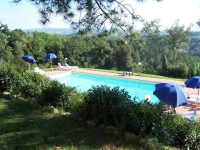 Photo for Flat in agriturismo in the heart of Tuscany