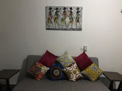 Cozy, Secured, Homey & Self-Contained Apartment for you to feel at HOME