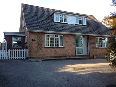 Photo for Woodfearn - comfortable cottage in village setting - minutes from open forest.
