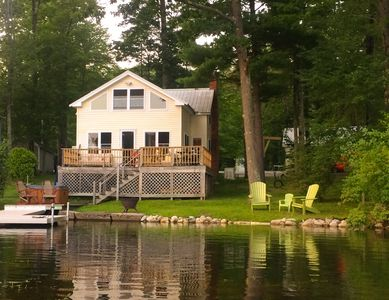 Photo for Cozy Cottage on Beautiful Lake Dunmore