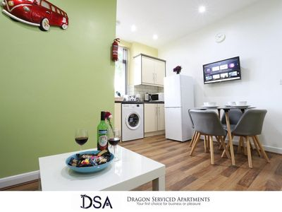 Photo for Birmingham City Apartments (Flat 1)