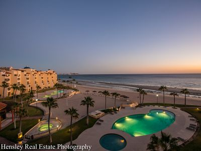 Photo for Palapa - Beach Front Condo