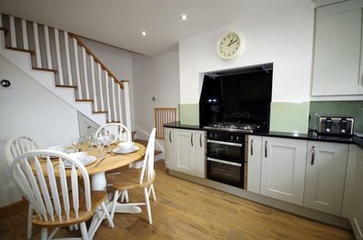 Dining Kitchen Dandy Rig Holiday Cottage Filey