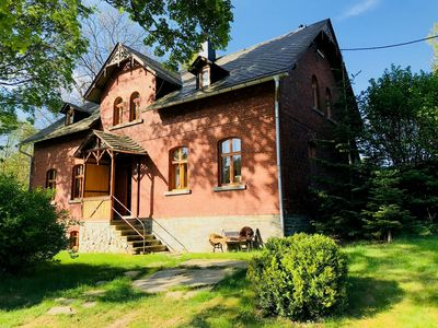 Photo for Beautiful country house from the period of promoterism in the Saxon Vogtland