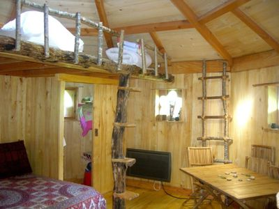 Photo for ----- LOVE Hut --- a Family Cabin