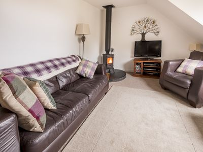 Photo for Poker Tree Apartment in the heart of Aberfoyle