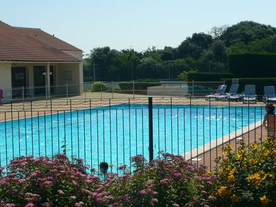 Photo for House in residential village heated pool and 2 tennis, club house ping pong