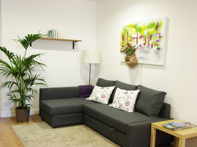 "Photo for LAST MINUTE SPECIAL PRICE, New Sunny Penthouse In ""Eixample', Next Metro Station"