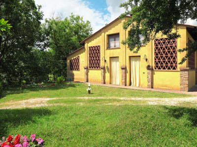 Photo for Vacation home Casa Viva (MOI230) in Montaione - 9 persons, 3 bedrooms