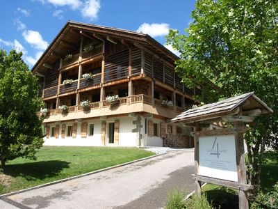 Photo for 2BR Apartment Vacation Rental in Le Grand-Bornand, Auvergne-Rhône-Alpes