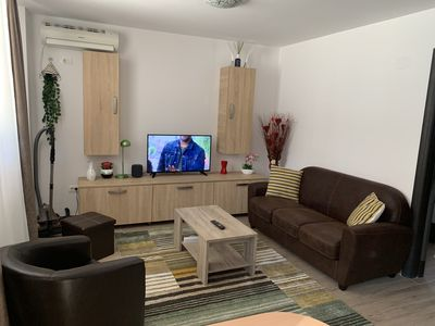 Photo for Comfortable 2 Room Apartment Militari Residence, ideal for short and long stays