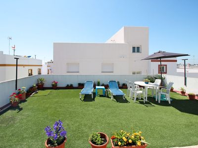 Photo for Apartment Santa Clara (CIL275) in Conil de la Frontera - 6 persons, 3 bedrooms