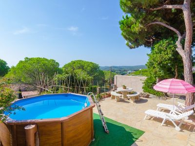 Photo for Club Villamar - Cozy house with private pool mountable with beautiful views in a quiet area