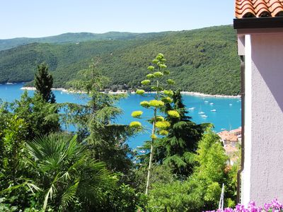 Photo for Apartment in Rabac (Labin), Iris, capacity 4 + 1