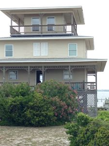 Photo for WATERFRONT! Tranquility bytheSea, CShoreBeachHome, Across from Beach onthe Sound