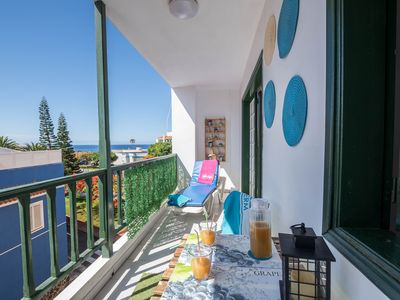 Photo for Friendly Holiday Home Apartamento Sol with Wi-Fi, Terrace, Mountain View & Sea View
