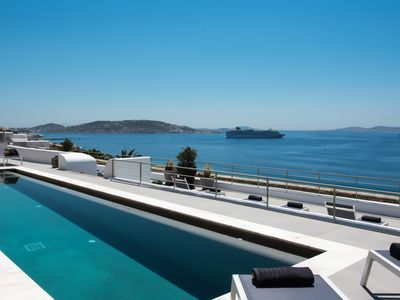 Photo for Villa Thalia | Pasithea Villas Mykonos