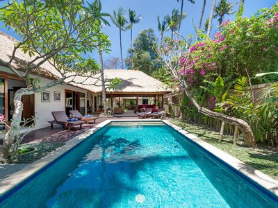 Photo for 4 Bedroom Balinese Style Villa in Central Seminyak;