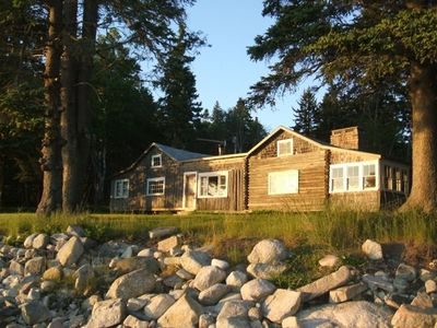 Photo for Ocean-Side Cabin In Down-East Maine Surrounded by Wildlife Refuge