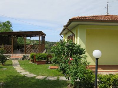 Photo for Apartment Casa Piazza (CMM170) in Castellina Marittima - 4 persons, 2 bedrooms