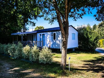 Photo for Camping Le Diben *** - Grand Large Cottage 3 Rooms 4 People