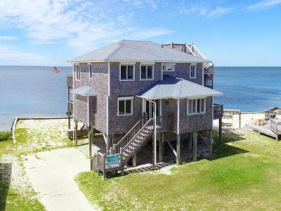 Photo for Baywatch - Fresh 3 Bedroom SoundFront Home in Frisco
