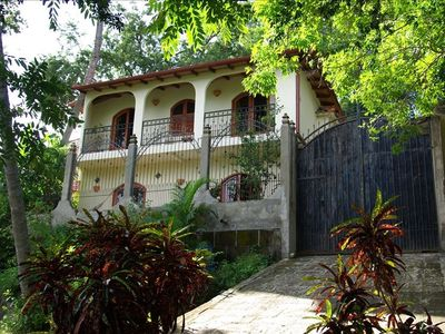 Photo for Laguna De Apoyo Stunning 2 Story Villa 'La Orquidea'